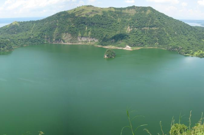 Private Tour: Taal Volcano Trekking Adventure from Manila