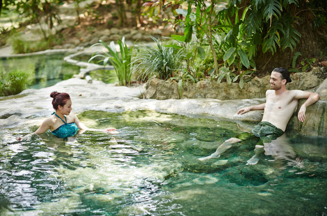 Waree Raksa Hot Spring Thai Spa and Massage Treatment in Krabi Rainforest