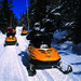 Whistler Family Snowmobile Tour