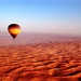 Dubai Hot Air Balloon Flight