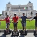 Segway-tour Rome in een dag met lunch