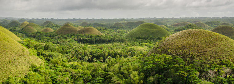 Destination Guide Bohol, Philippines