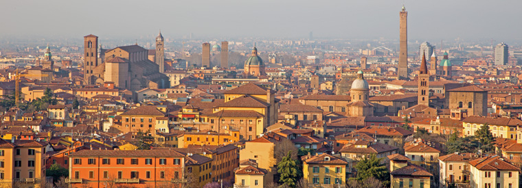 Destination Bologna, Northern Italy