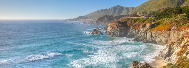California tours, sightseeing, things to do