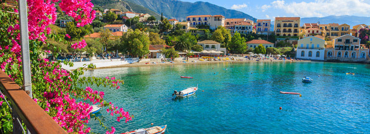 Magical Journeys to the Greek Islands
