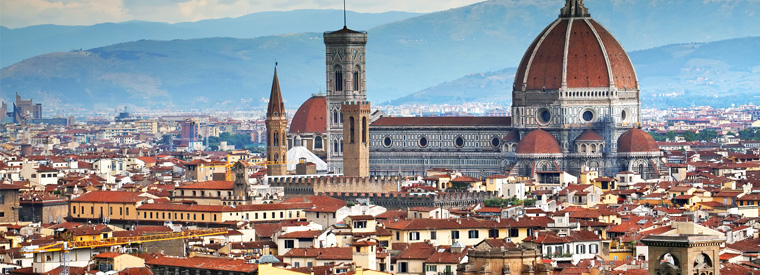 Magical Journeys to Florence