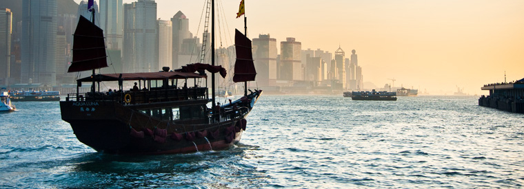 Magical Journeys to Hong Kong