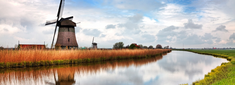 Magical Journeys to The Netherlands