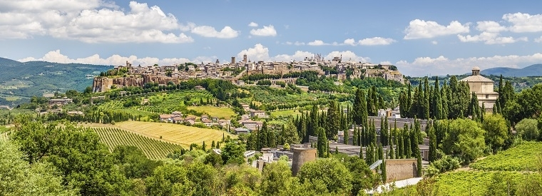 Magical Journeys to Central Italy