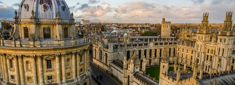 Magical Journeys to Oxford, England