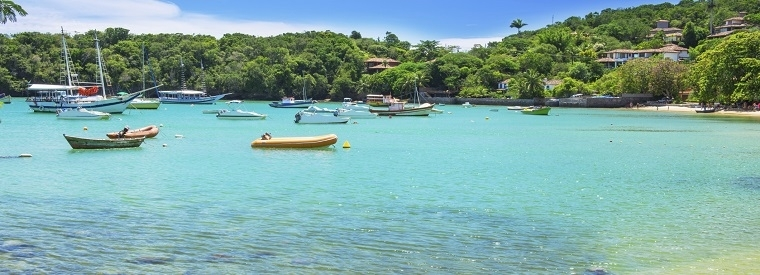 Discover magical Southeast Brazil