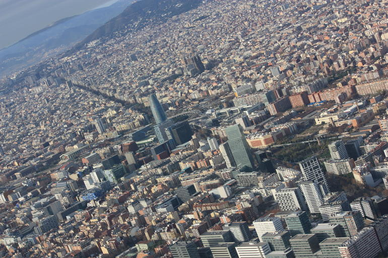 Барселона центр города