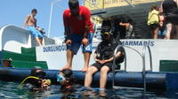 Scuba Diving from Marmaris