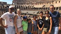 Skip-the-line Colosseum Forum Ancient Rome Small Group Tour for Kids &