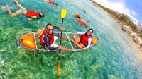 Kayak and Snorkeling Day Trip From the Gold Coast Including South Stradbroke and Wave Break Island