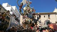 Fallas Festival Morning Walking Tour of Valencia