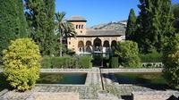 Recorrido turístico con 3 noches de estancia por Córdoba, Sevilla, Granada y Toledo desde Madrid
