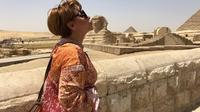 Cairo Airport Layover Tour to Giza Pyramids with Private Guide including Lunch Private Car Transfers