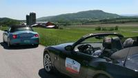 Classic Driving Tour of Vermont in a BMW
