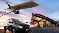 Private Arrival Airport Transfer and City Tour (Zagreb) Private Car Transfers