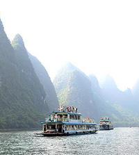 2-Day Private Tour: Classic Li River Cruise and Longji Terrace Tour