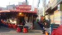 Historic Walking Tour of Seoul