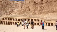 Private Tour to Luxor's West Bank Monuments from Luxor