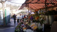 Flower market in Nice*