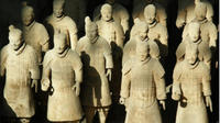 Xi'an Private Tour: Terracotta Warriors and Big Wild Goose Pagoda Day Tour