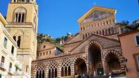 Shore Excursion: Private Amalfi Coast Full Day Tour from the Naples Port Private Car Transfers