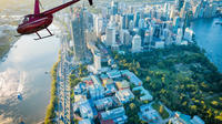 Private Helicopter Scenic Tour of Brisbane - 20min for up to 3