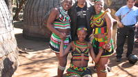 Lesedi Cultural Village from Johannesburg
