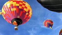 Private Bristol Balloon Fiesta Champagne Flight For Two