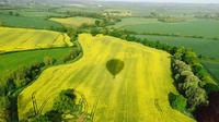 Sunrise or Sunset Hot Air Balloon Flight from South Wales with Champagne