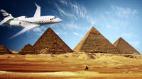 Private Tour to Cairo and the Pyramids for Cairo Airport Layover Passengers Private Car Transfers