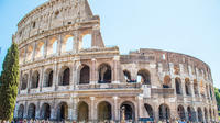 Skip-the-line Colosseum, Forum & Trevi Fountain Tour in Rome with Gelat