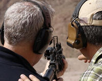Outdoor Shooting Experience: Beginner, Intermediate or Advance
