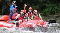 Lower Pigeon River Rafting Trip