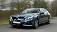 Private Sedan Arrival Transfer: Harwich Cruise Terminal to London