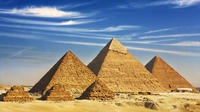 Private Giza Pyramids and Cairo Layover Day Tour from Cairo Airport