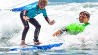 Malibu Private Surf Lesson