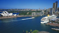 Sydney Port Arrival Transfer: Cruise Port to City Hotel Private Car Transfers