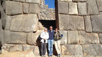 Private Cusco City Tour Including Main Archaeological Sites