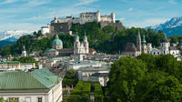 Salzburg Small-Group Introductory Walking Tour with Historian Guide