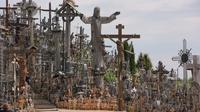 Private Day Trip to Anyksciai and The Hill of Crosses from Vilnius