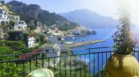 Amalfi Drive Classic Private Shore Excursion (Naples and Salerno Ports) Private Car Transfers
