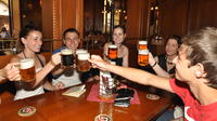 Beer Tour with Dinner in Prague