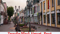 Private transfer from Minsk Airport (MSQ) or Minsk city to Brest (any address) Private Car Transfers