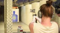 Ultimate Machine Gun Experience in Las Vegas