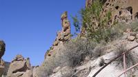 Bandelier National Monument from Santa Fe